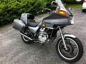 1982 Honda Gl500 Silver Wing