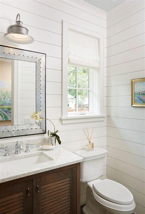 Shiplap For Bathrooms by Best 25 White Shiplap Ideas On Shiplap