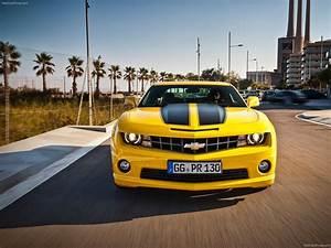 Chevrolet Camaro Wallpaper Yellow - image #52