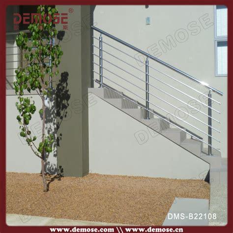 pas cher re d escalier de conception en acier inoxydable escalier balustrades dans de sur