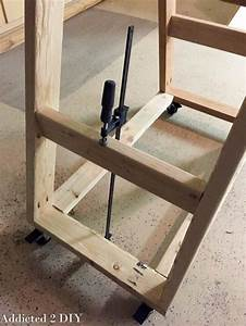 Mobile Lumber Rack Design - WoodWorking Projects & Plans