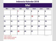 Mei 2018 kalender Download 2019 Calendar Printable with