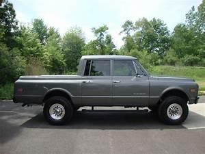 Custom 1971 Chevrolet C10 Suburban Pick Up Truck For Sale