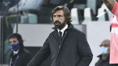 Pirlo Disappointed With Juventus Playing Slow Starter ...