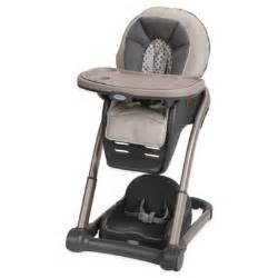 buy graco 174 blossom dlx 4 in 1 high chair seating system in cascade from bed bath beyond