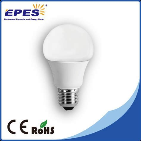 china manufacturer cheap ra80 5w plastic led bulb price