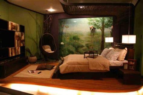 Natural Bedroom Interior Design