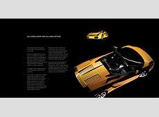 Lamborghini Gallardo 2009 brochure