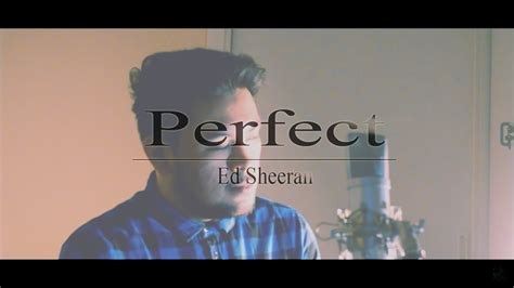 Ed Sheeran Perfect Piano Cover
