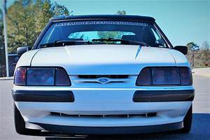 Fox Body Mustang 4 Cylinder to V8 Conversion - LMR.com