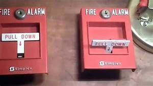 How A Fire Alarm Pull Station Works  Switch Activation