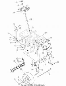 Troy Bilt 13an77tg766 Pony  2006  Parts Diagram For