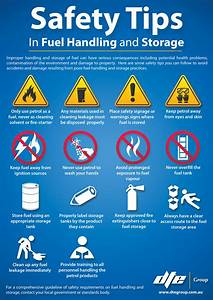 Safety Tips In Fuel Handling And Storage