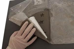Basteln Mit Knetbeton : bastelanleitung weihnachtsb ume aus knetbeton ~ Lizthompson.info Haus und Dekorationen