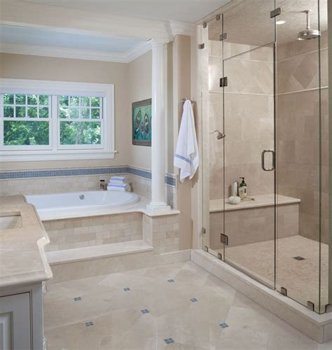 Neutral Bathroom Tiles by Bathroom Tile Shower Neutral Home Design