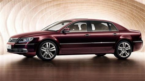 Vw Phaeton Production To End; Related News
