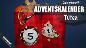 Adventskalender Tüten Depot : adventskalender t ten basteln advent bags crafts youtube ~ Watch28wear.com Haus und Dekorationen