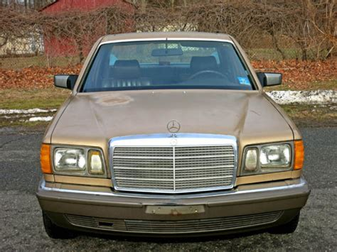 Turbo diesel including oil filter, drain plug, dipstick and oil fill. 1982 Mercedes Benz 300SD Turbo Diesel Runs Great! for sale - Mercedes-Benz 300-Series 1982 for ...