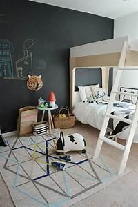 Chambre D Enfant : le lit mezzanine ou le lit superspos quelle variante ~ Melissatoandfro.com Idées de Décoration