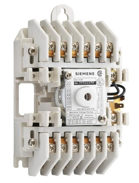 siemens lighting contactor find siemens clm122031 20 12 pole 120vac coil