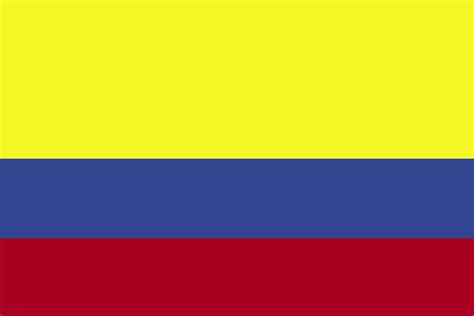 flag  colombia  clipart