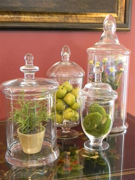 Jars Kitchen Decor by Apothecary Jars What To Put In Them Bungalow Home
