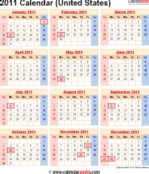 calendar   usa   federal holidays