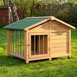hundehutte sylvan special gunstig bei zooplus With xxl dog house plans