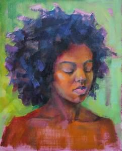 Portrait of An African American Woman   Photo Art   Pinterest