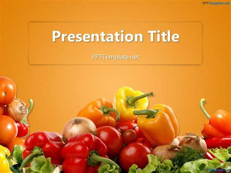 vegetables  template