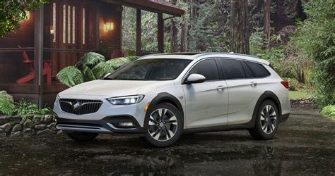 2019 Buick Regal Tourx Review, Redesign And Price 2018