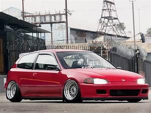 1995 Honda Civic - Information And Photos