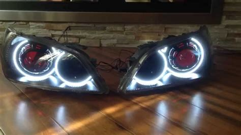 lexus is300 is200 custom projector headlights by