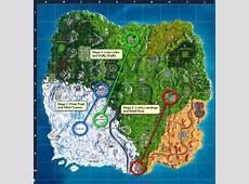 Fortnite season 7, week 6 challenges and how to find