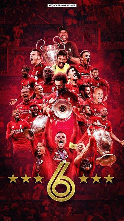 Liverpool Champions Fc League Lfc Wallpapers Team