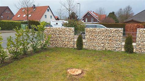 Zäune Aus Stein by Gabionen Aus Polen Drahtk 246 Rbe In Bester Qualit 228 T