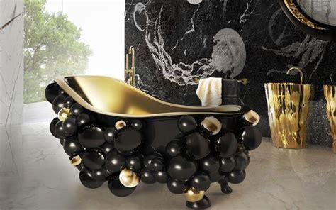 Badezimmer Ideen Gold by Luxus Badezimmer 10 Inspirative Ideen F 252 R Ein Bad In Gold
