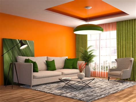 24 Orange Living Room Ideas And Designs (wow