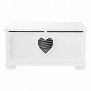 Banc Coffre Maison Du Monde : coffre de rangement en bois maison du monde ventana blog ~ Premium-room.com Idées de Décoration