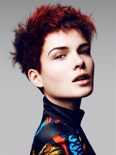 sexiest short hairstyles  spring