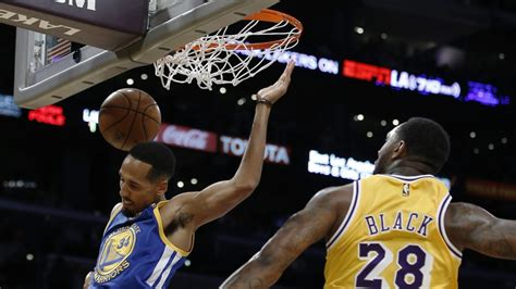 NBA scores: Lakers beat Warriors 117-97, snap Curry's 3 ...