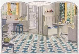 linoleum design 1924 armstrong linoleum ad 1920s kitchen design inspiration