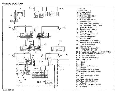 geo prizm fuse box manual diagram bass tracker