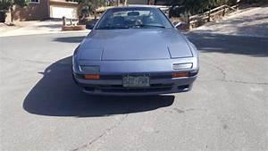 1988 Mazda Rx7 Gxl Manual Transmission- 2 Seater