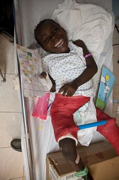 The 2010 haiti earthquake was a very strong earthquake that hit haiti on january 12, 2010. The Girl Pulled from the Rubble: Bolivena's Story | Children of the Nations