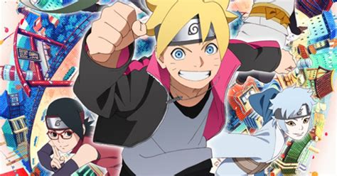 Main Visual For Boruto Anime & Cast Details Released