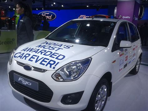 New Delhi Auto Show 2014: What Are US Automakers Offering ...