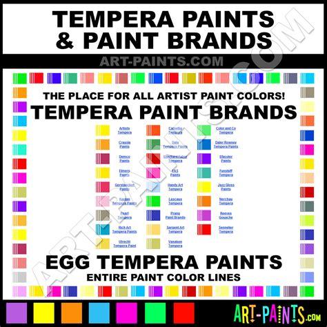 egg tempera paints tempera paint tempera color egg