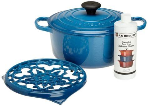 creuset cookware iron cast