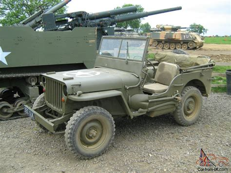 wwii jeep willys wwii 1944 willys jeep